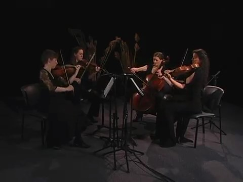 Greensleeves - Four Voices String Quartet