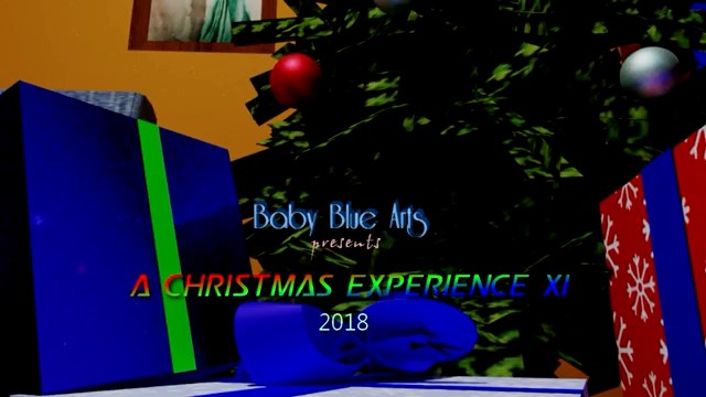 Baby Blue Arts Presents - A Holiday Experience 2018