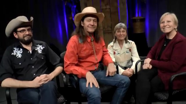 Interview with Honky Tonk Jump