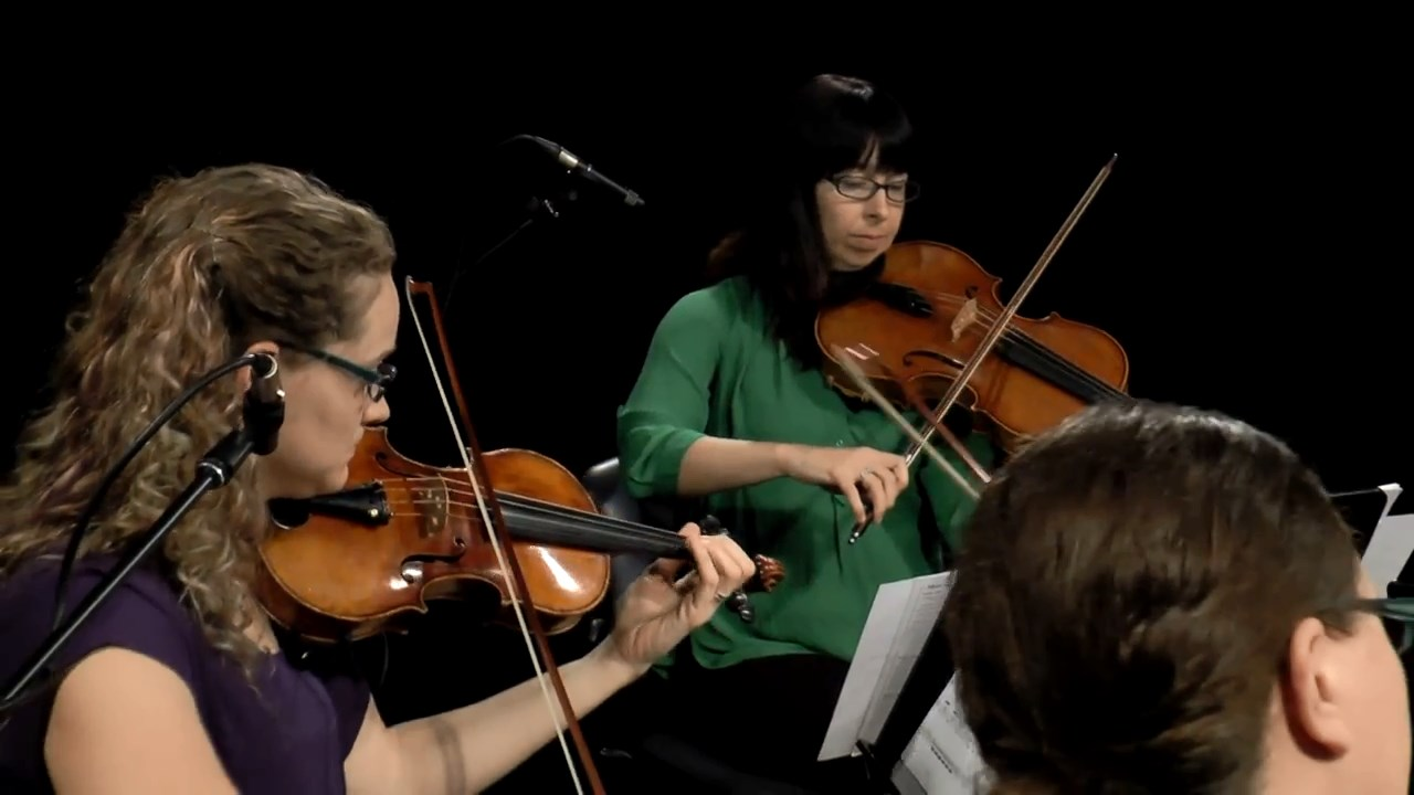 Patterson String Quartet No. 7, Mvmt 1