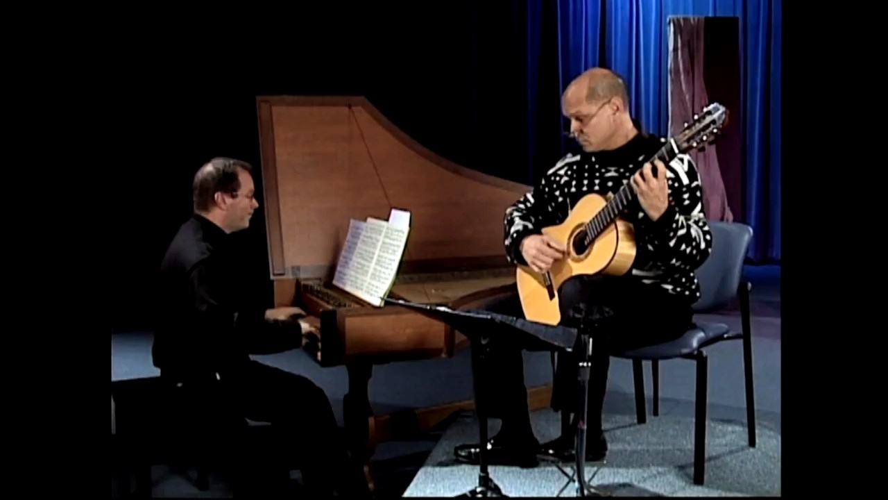 Chris Kachian & David Jenkins - Bach Sonata