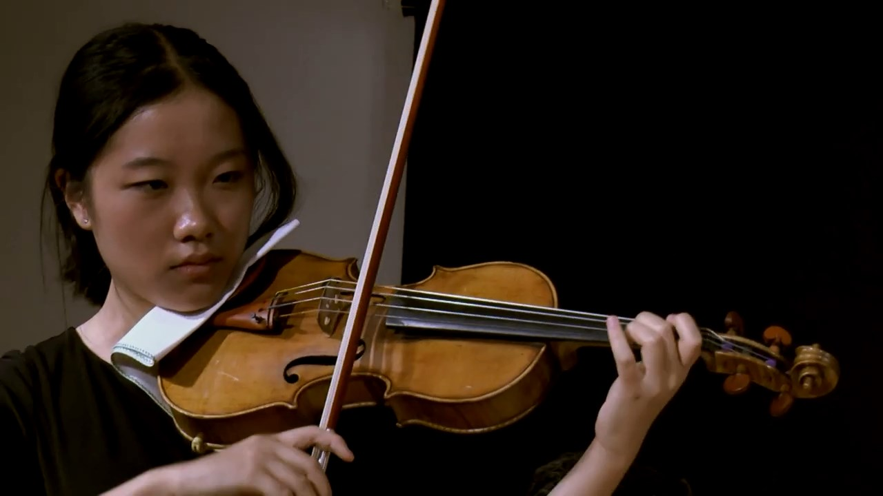 Joyce Zhao - Introduction and Rondo Capriccioso - Camille Saint-Saens